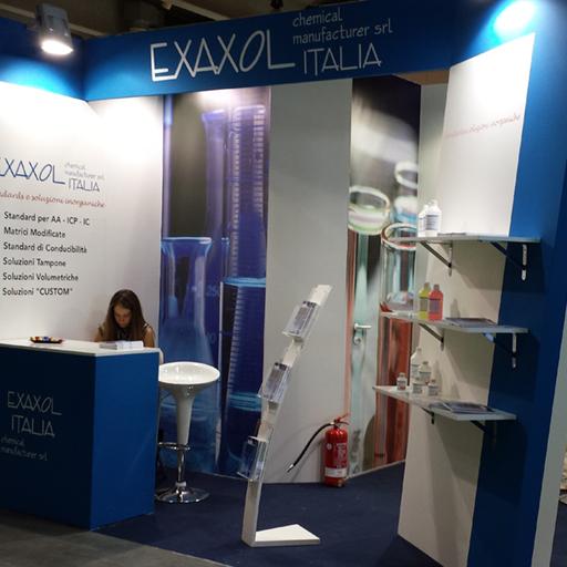 exaxol italia stand